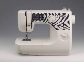 (Screen Shot of a Brother Lx3125E Sewing Machine)